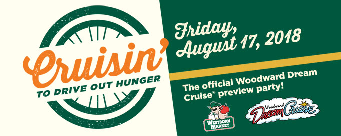 Cruisin' to Drive Out Hunger