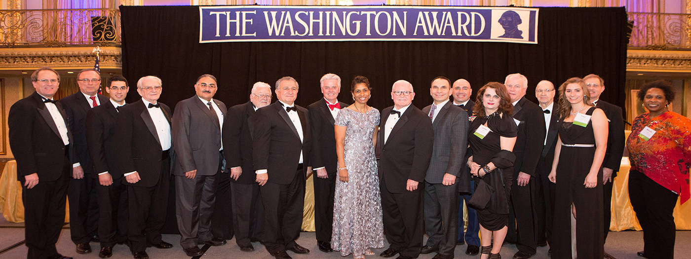 2018 Washington Award